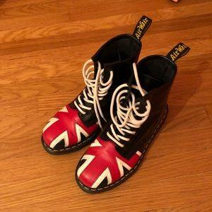 British Flag Dr. Martens